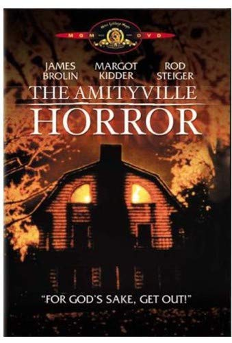 The Amityville Horror (Widescreen/Full Screen) (Mgm 6 Horror Movie Dvd)