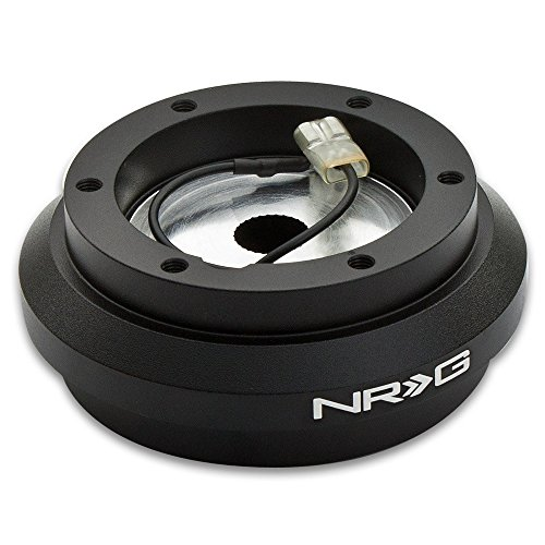 - NRG Steering Wheel SHORT HUB / SLIM BOSS KIT CRX CIVIC EF ACURA INTEGRA SRK-190H
