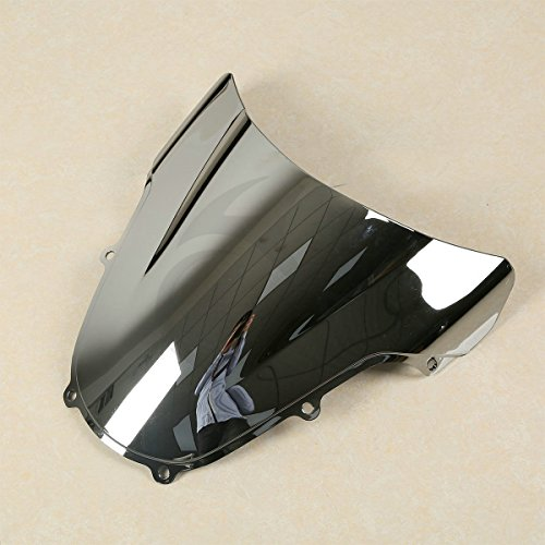 CHROME WINDSHIELD WINDSCREEN SUZUKI GSXR1000 2001-2002 GSXR 600 750 2001-2003 ()