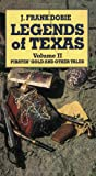 Legends of Texas by J. Frank Dobie front cover