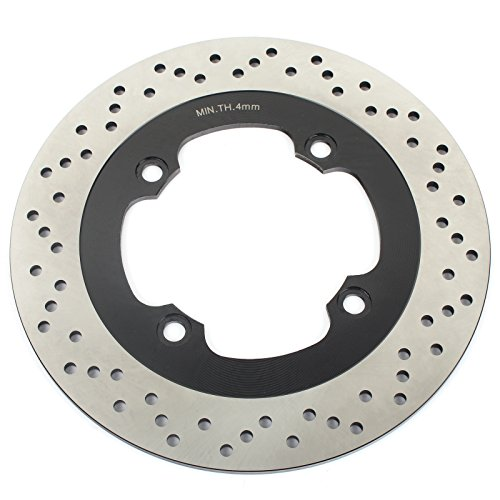 TARAZON Rear Brake Disc Rotor for Honda CB 900 F Hornet 919 2002-2007 Transalp 600 650 700 Scooter FORZA SILVER WING 400 600 ()