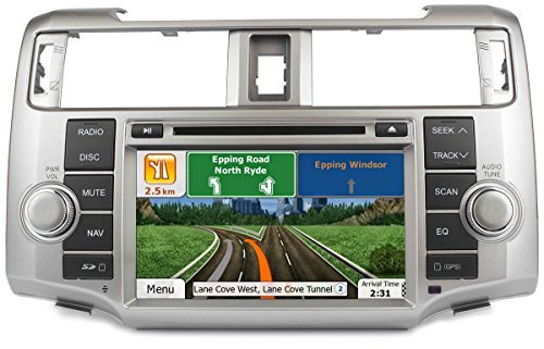 Astrium GEE-1715-NS17 2010-2013 Toyota 4Runner In-dash GP...