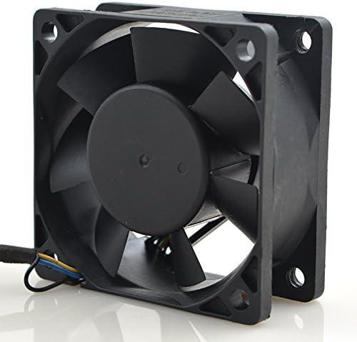 for JF0625B1TKAR 12V 0.38A 6CM Temperature Control Fan