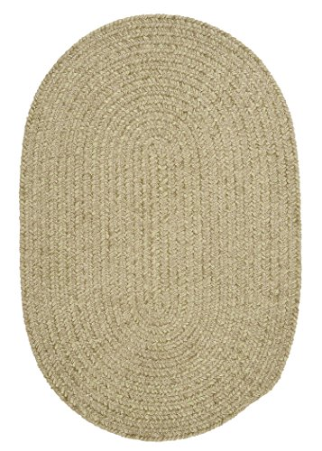 Spring Meadow Rug, 3 by 5-Feet, Sprout Green -