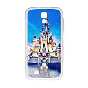 Cool painting Beautiful Castello sul Mare Cell Phone Case for Samsung Galaxy S4