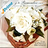 A Day To Remember Vol. II: Instrumental Wedding Music
