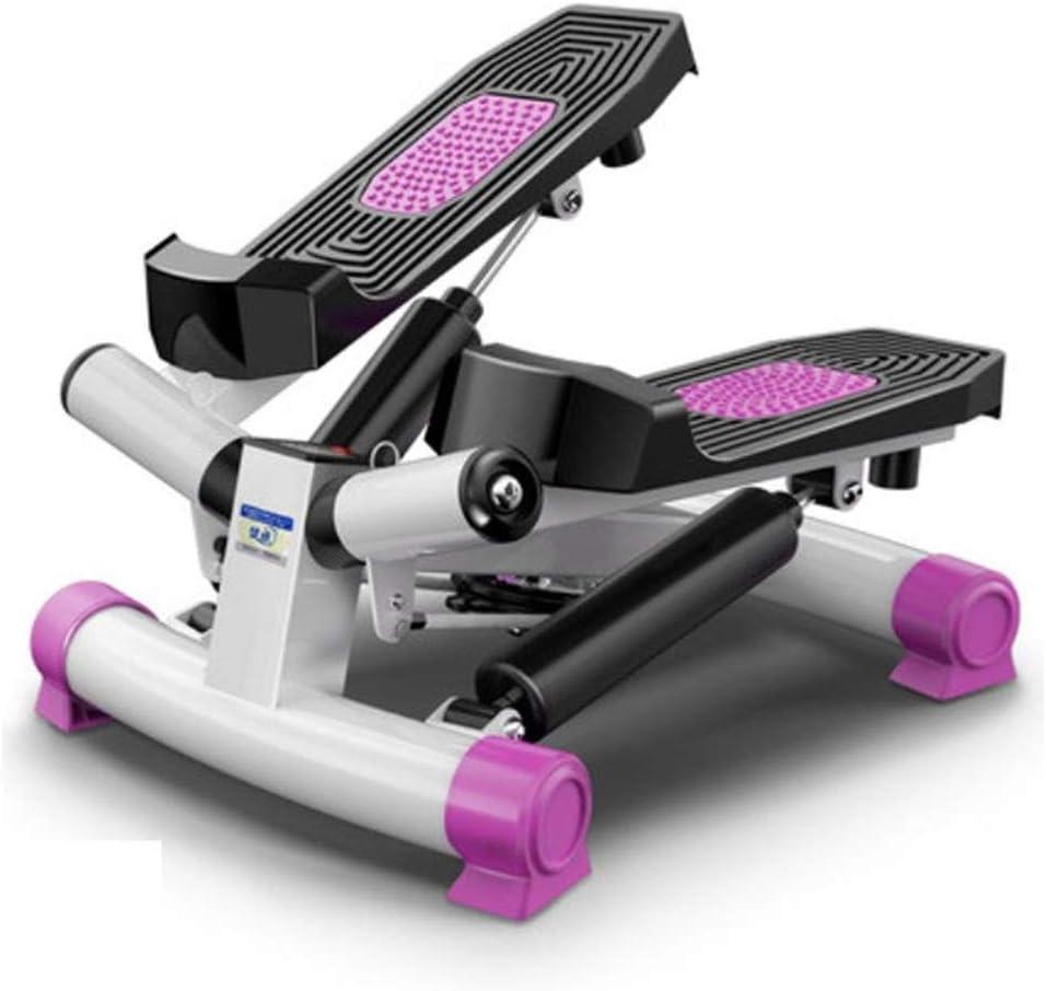 LKJCZ Stepper casa Mute Stovepipe Peso pérdida máquina Fitness Machine Mini Multi-función Cinta de Correr Ejercicio pérdida de Peso de la máquina