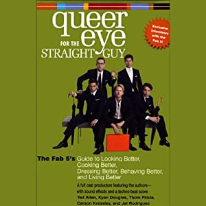 Queer Eye for the Straight Guy Performance