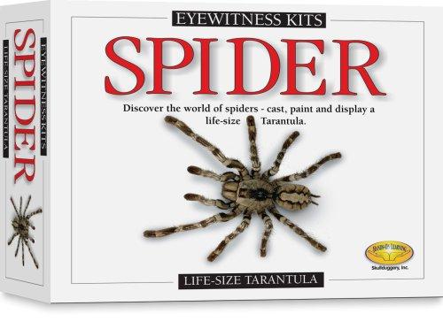 Eyewitness Kit - Skullduggery Eyewitness Kit Spider Casting Kit