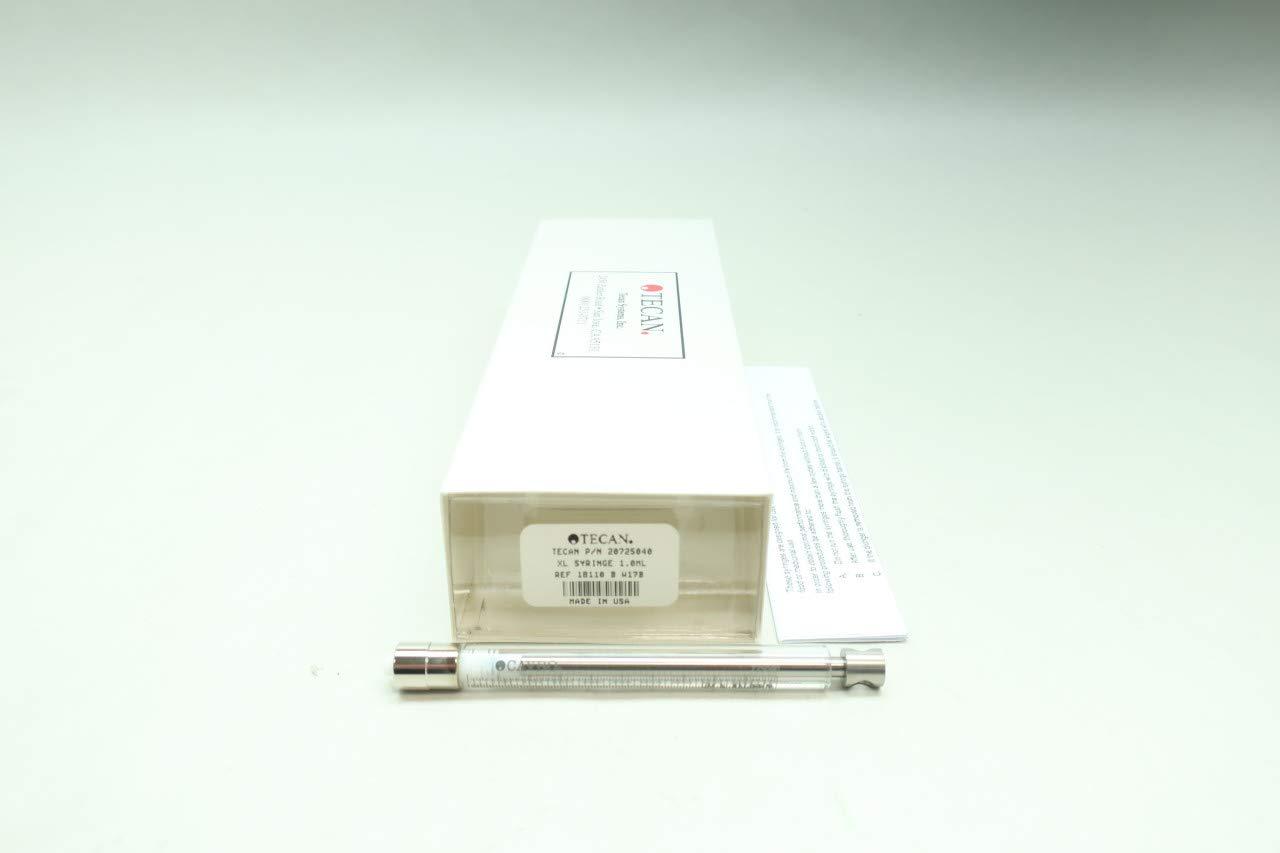 TECAN 20725040 XL Glass Syringe 1 0ML: Amazon com