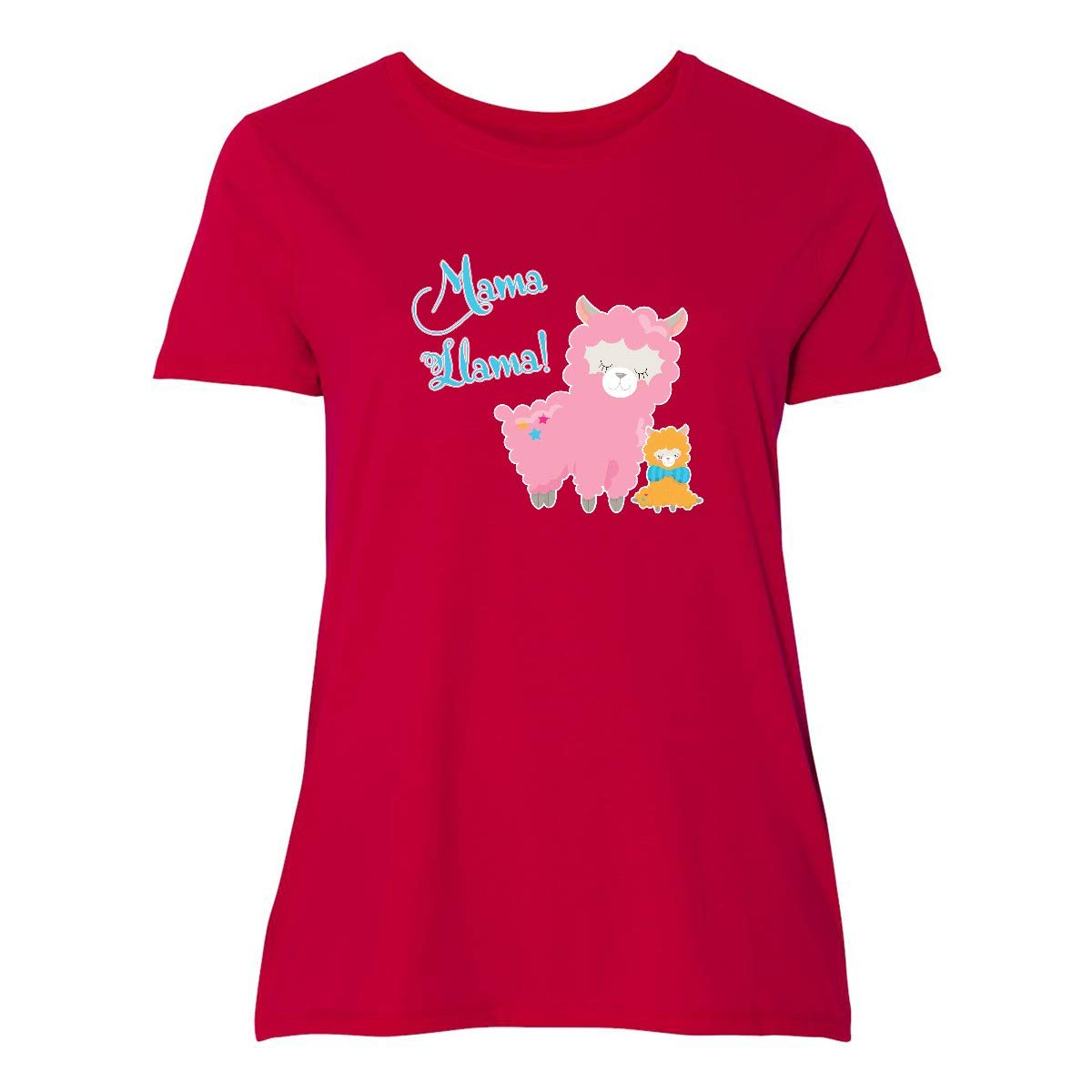 Mama With Pink Mommy Plus T Shirt 35b1b 1231