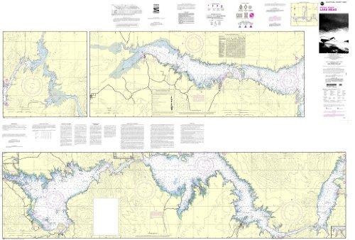 NOAA Chart 18687: Lake Mead