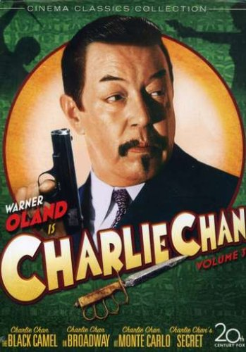 Charlie Chan Assemblage, Volume  3 (Charlie Chan's Secret / Charlie Chan at Monte Carlo / Charlie Chan on Broadway / The Criminal Camel)