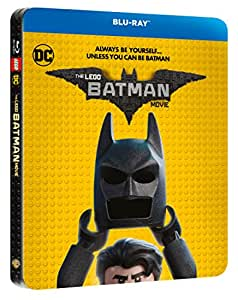 Lego Batman (Steelbook) (Blu-Ray) [Italia] [Blu-ray]