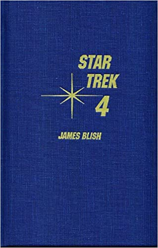 Book Star Trek 4