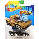 Hot Wheels Colour Shifters - Invader (Black)