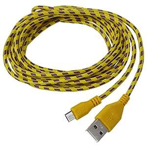 REFURBISHHOUSE Cable del Cargador del Cargador de Datos y ...