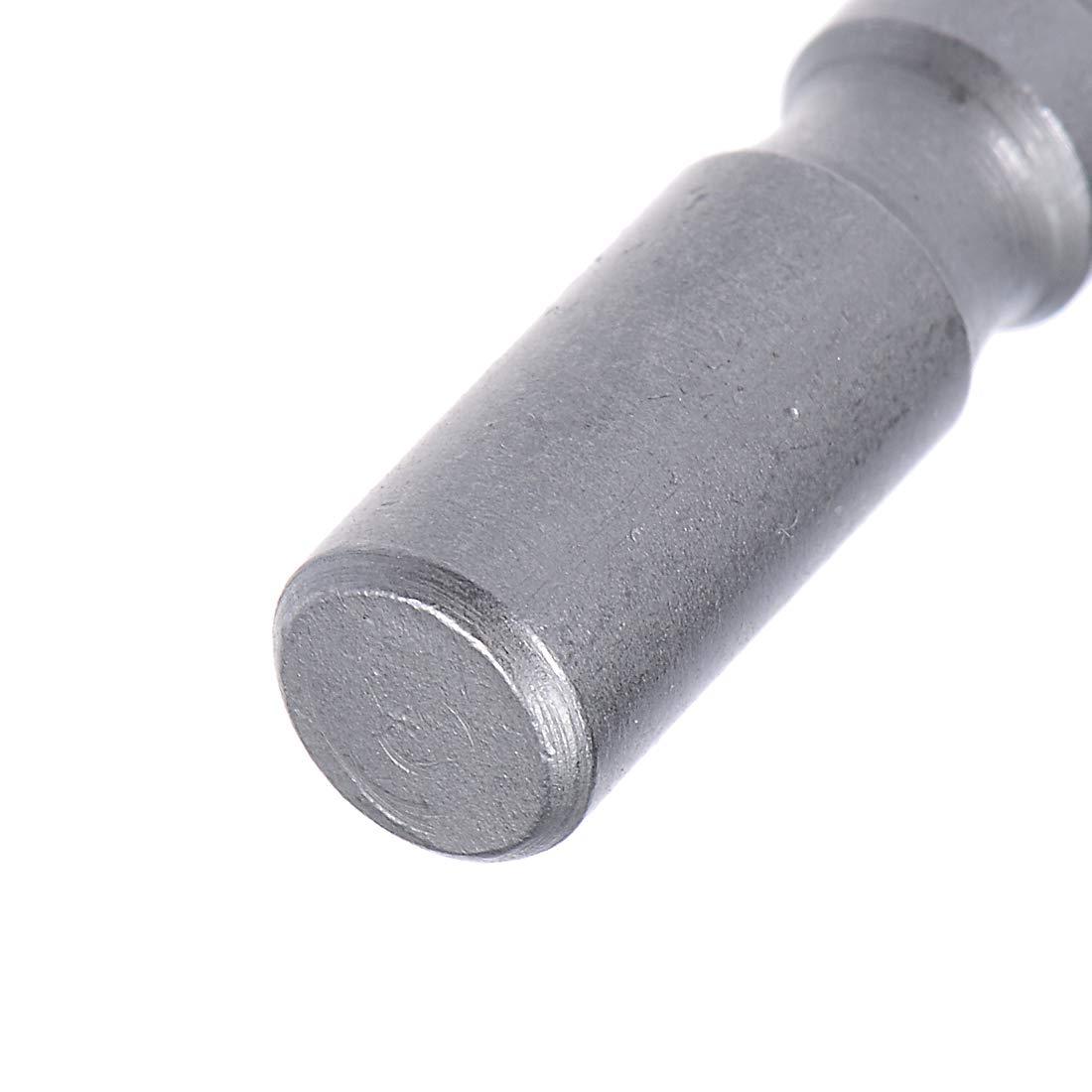 uxcell Hardware Part Magnetic 4x50mm T25 Type Torx Screwdriver Bits 10 Pcs a13071100ux0114