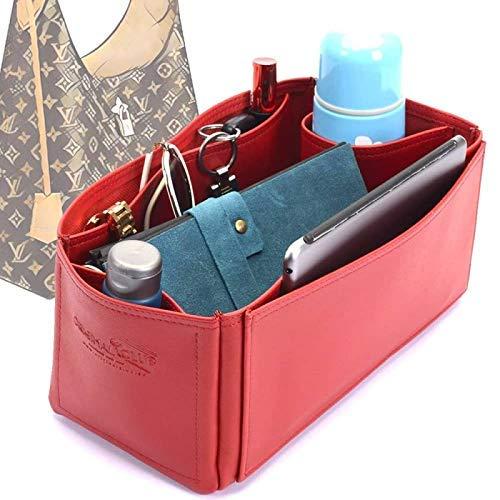 Flower Hobo Deluxe Leather Handbag Organizer, Leather bag insert for Louis Vuitton Flower Hobo, Express Shipping