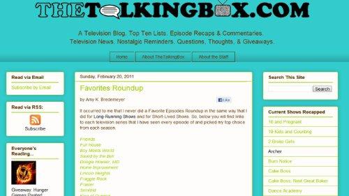 The Talking Box