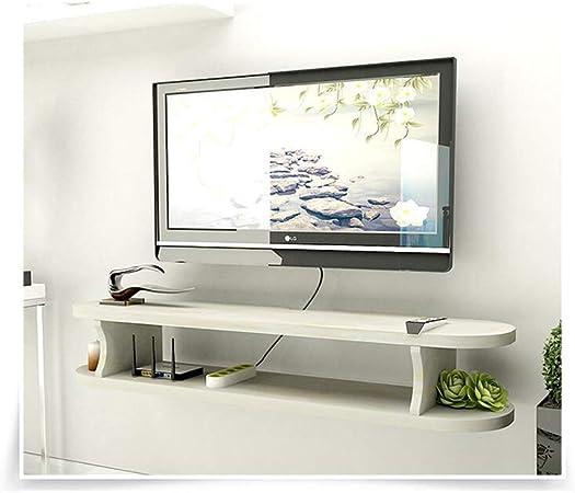 Armadio Porta Tv Camera Da Letto.Scaffale Galleggiante Appeso A Parete Porta Tv Porta Cd Ricezione
