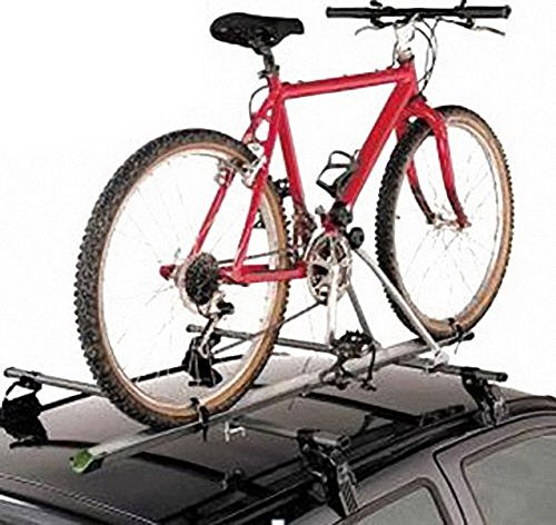 3 X Aluminum Upright Car SUV Roof Bike Bicycle Rack Carrier W/Lock (For 3 - Bike Tow Mounted Carrier Bar