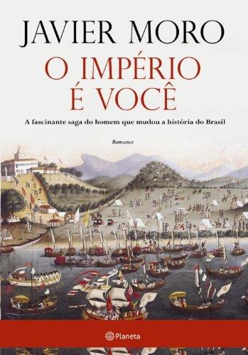 Resultado de imagen de capa do livro O império é você, de Javier Moro