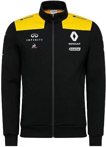 Renault F1 2019 Team Sweatshirt Black Bekleidung