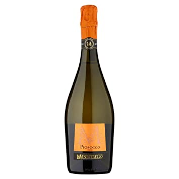 Menestrello Prosecco Spumante White Wine, 750 ml