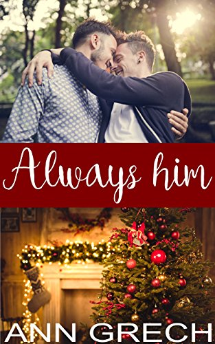Always him: A Christmas MM step-brother romance ()