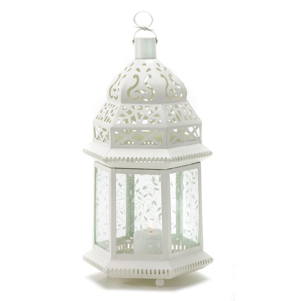 Peachy Amazon Com Tom Co 10 Wholesale Large White Moroccan Download Free Architecture Designs Sospemadebymaigaardcom