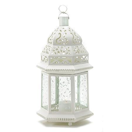 15 wholesale large white moroccan lantern wedding centerpieces 15 wholesale large white moroccan lantern wedding centerpieces junglespirit Images
