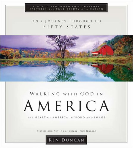 walking with god in america the heart of america in word and image