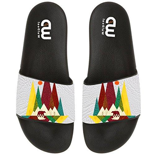 Boy Outdoor Women Beach Men Bear Girl Mountain Colorful Summer Sandal For Slipper Slide Women Shoes YPH8vxq6wx