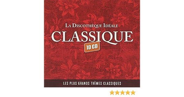 Les Plus Grandes Themes: Discotheque Ideale Classique: Amazon.es ...