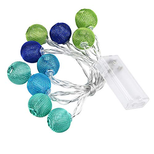 100 Led C 5 Holiday Christmas Lights Multi Color in US - 3