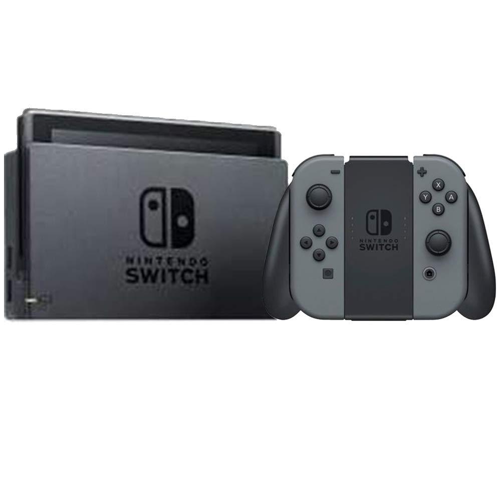 Amazon com: Nintendo Switch 32 GB Console with Gray Joy Con