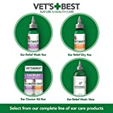 Vet's Best Dry Ear Relief for Dogs, 4 oz