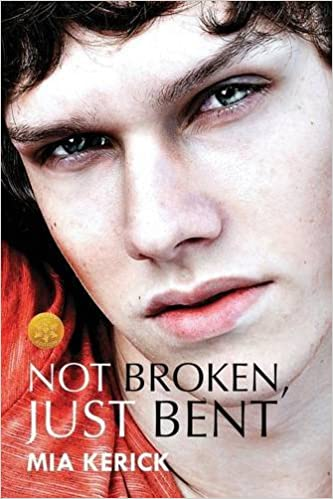 Book Not Broken, Just Bent [Library Edition]