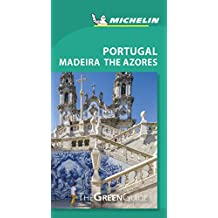 Michelin Green Guide Portugal Madeira The Azores, 8e