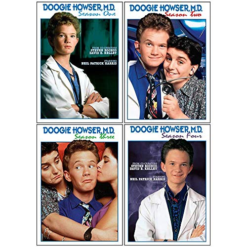 Neil Patrick Harris Fan Club Collection: Doogie Howser, M.D. - Complete Series Seasons 1-4 ()