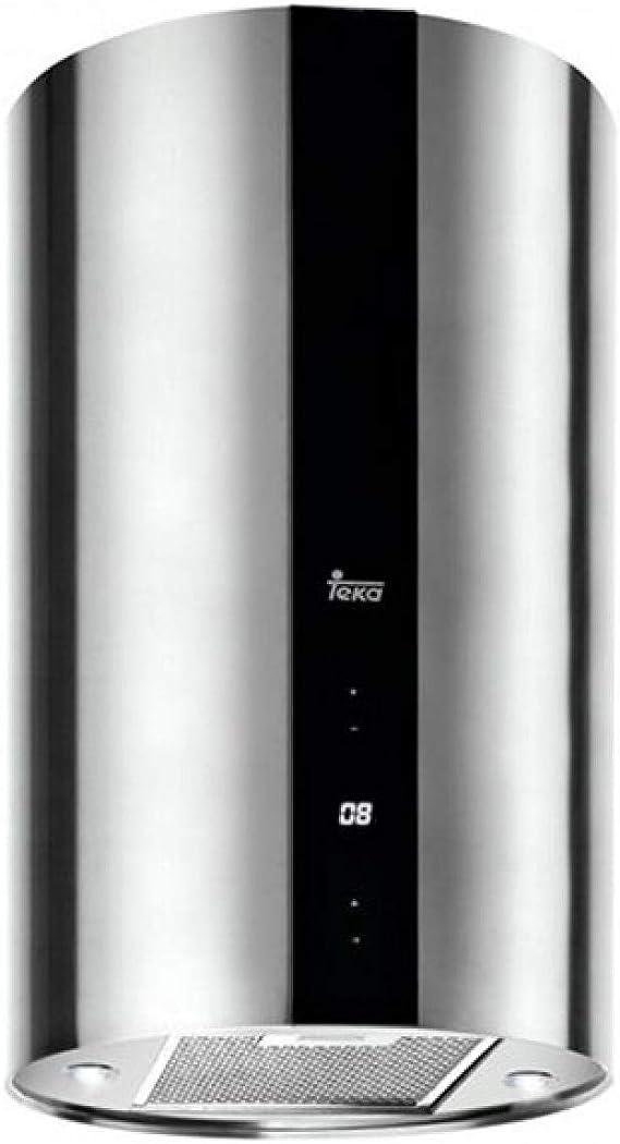 Campana isla Teka CC 485 Inox con Touch Control: 567.45: Amazon.es: Grandes electrodomésticos