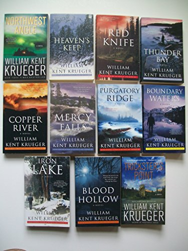 Cork O'Connor Series (Set of 11) Iron Lake; ... Heaven's Keep; Northwest Angle; Trickster's Point
