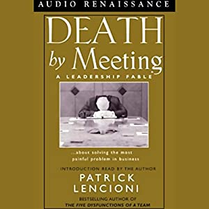 Death by Meeting Audiobook