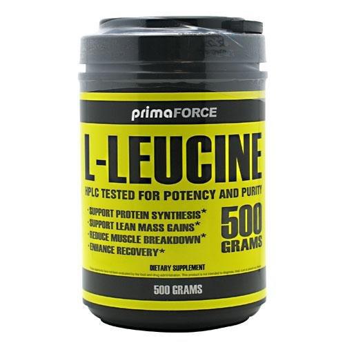 PrimaForce L-leucine 500 grammes