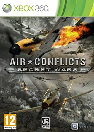 0d5801f618f3 Air Conflicts - Secret Wars  Amazon.co.uk  PC   Video Games