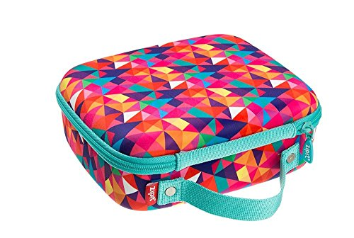 ZIPIT Colorz Lunch Box, Colorful Triangles Photo #6