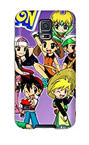 Premium Galaxy S5 Case - Protective Skin - High Quality For Chibi