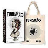 capa de Trilogia da Fundação - Deluxe + Ecobag