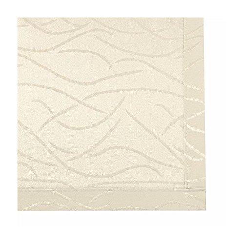 TEXMAXX Damast Tischdecke Maßanfertigung Maßanfertigung Maßanfertigung im Streifen-Design in weiss 130x260 cm eckig, weitere Längen und Farben wählbar B00T4CZZZA Tischdecken 0f8650